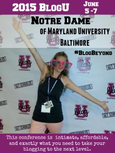 The 2015 BlogU Conference is the best value in the business! With one economical ticket you get the tools to elevate your blogging and writing career aspirations to reality. Get schooled. Find your tribe. Grow your blog. Register today and prepare to be inspired! June 5 -7, Baltimore, MD.