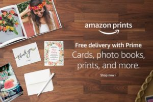 I Am 100% Here for Amazon Prints: $1000 of Amazon Gift Cards